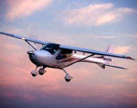 Jarní vyhlídkové lety bezpečným sportovním letadlem