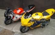 minibike motorky
