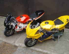 Závodní motorky – minibike