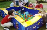 Bazén s kuličkami