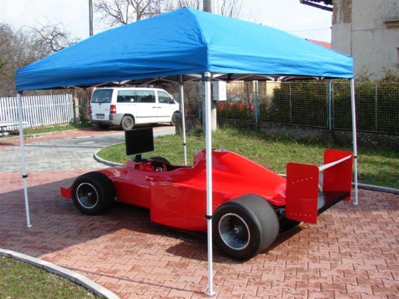 Simulátor formule F1
