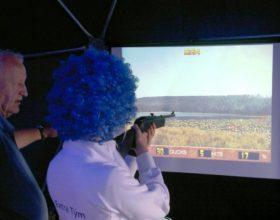laserová střelnice