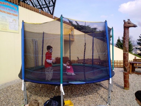 Skladaci-trampolina