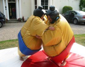sumo ring velký