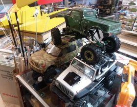 rc modely aut - půjčovna praha