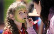 Děti malování na obličej milují, vyzkoušejte facepainting i Vy