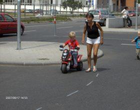 Dětské čtyřkolky (minibiky) – super atrakce pro akční děti a rodiče