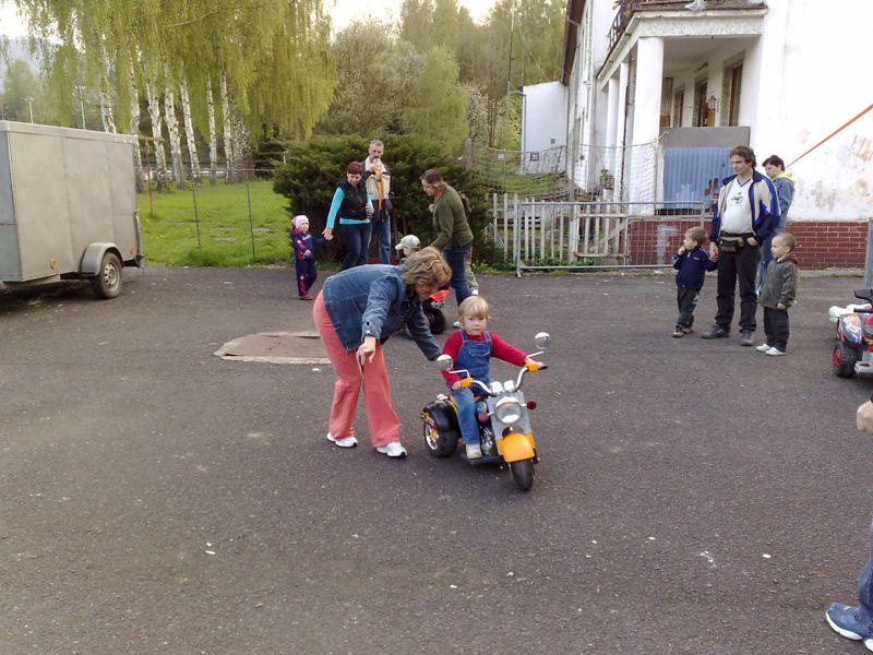 elektro vozítka pro děti