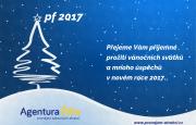 PF 2017: Přejeme Vám pěkné Vánoce a hodně úspěchů v novém roce