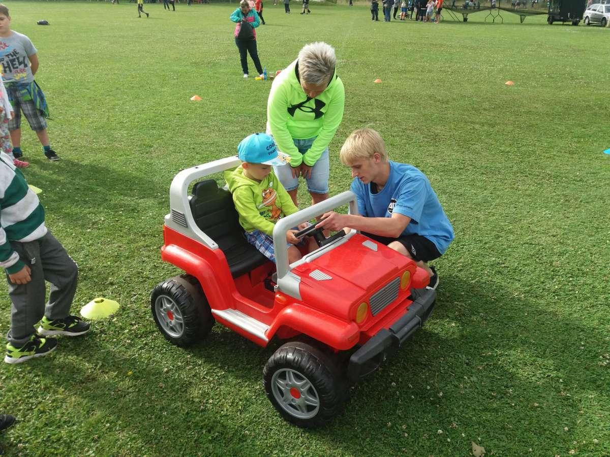 dětská autíčka na elektřinu