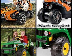 Obnovili jsme vozový park dětských elektro autíček