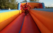 bungee running atrakce