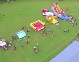 Video: Atrakce z městských slavností