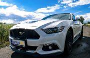 Pronájem sportovního auta Ford Mustang GT