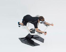 ICAROS – simulátor pro trénink ve virtuální realitě