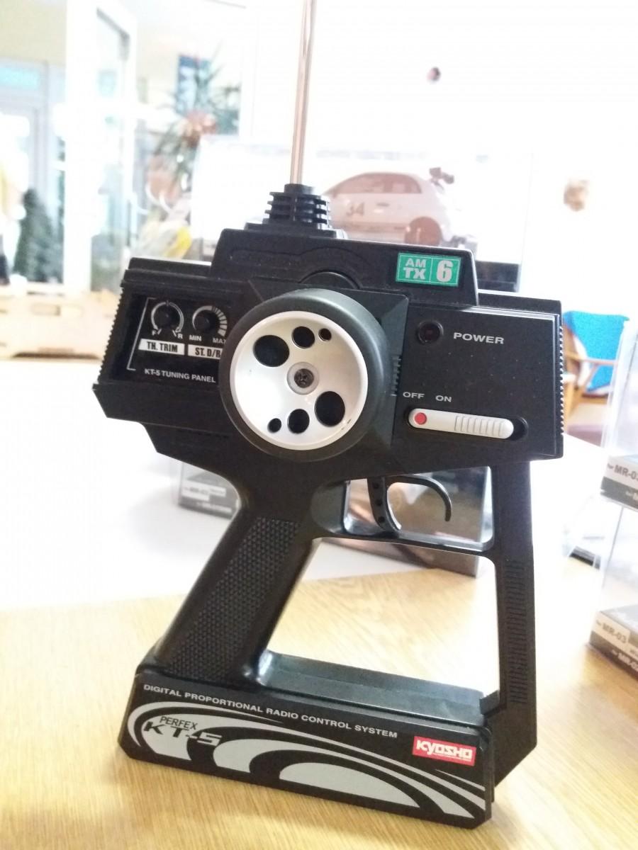 Autodráha Mini-Z Street Racing – radiové ovládání