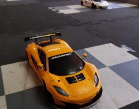 Překvapte na své akci autodráhou s autíčky Mini-Z Street Racing