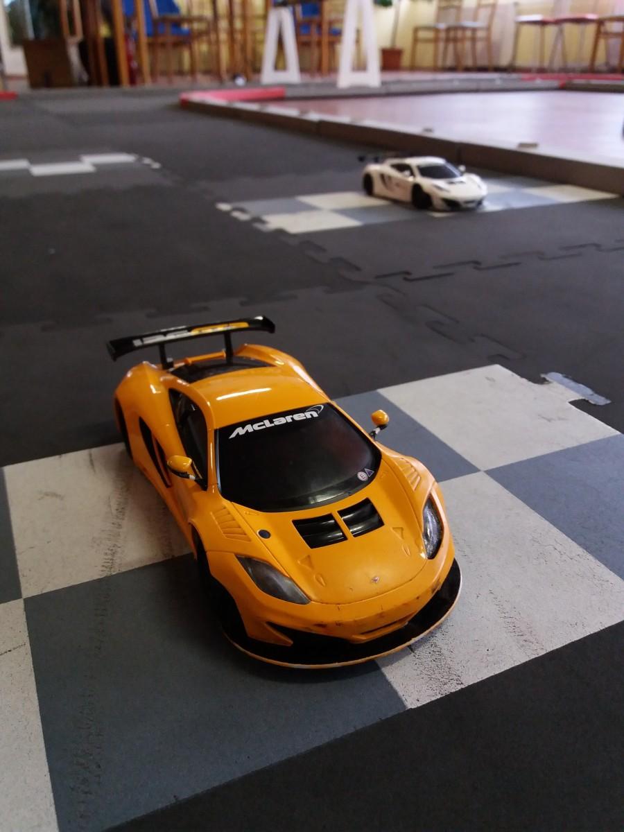 Autíčka RC Mini-Z Street Racing