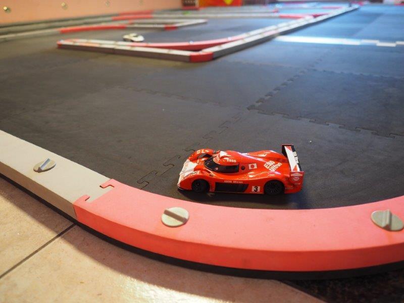 Mini-Z Street Racing