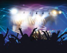 Pronájem pódií, stanů, ozvučení, osvětlení a dalšího tech. vybavení