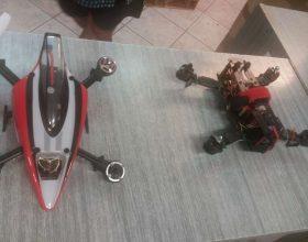 Drony na ovládání