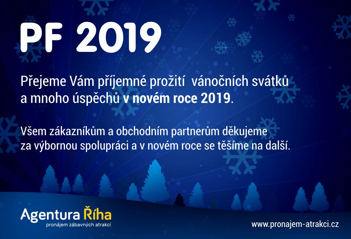 PF 2019 Agentura Říha