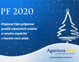 PF 2020: Přejeme Vám pěkné Vánoce a hodně úspěchů v novém roce